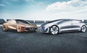 بامو و دایملر خودرو خودران میسازند