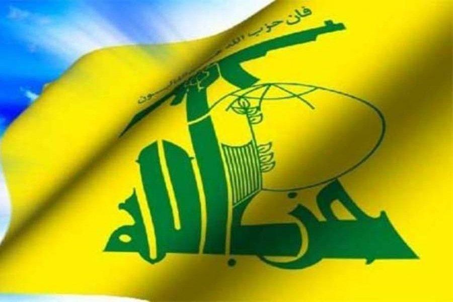 پرچم حزب الله لبنان