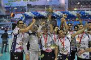 شهرداری ورامین جام قهرمانی لیگ برتر والیبال نشسته مردان را بالای سر برد