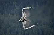 فیلم| هواپیمای اف-ای ۱۸ هورنت