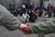 جمع آوری روزانه ١٠٠ تا ١۵٠ معتاد متجاهر از شوش، هرندی و مولوی