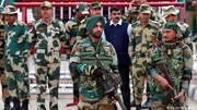 ادامه درگیری هند و پاکستان در مرز کشمیر