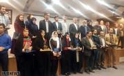 برگزیدگان جشنواره نیرو و رسانه معرفی شدند