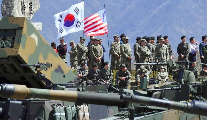 مانور کره جنوبی آمریکا