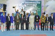 پاراتکواندوی ایران قهرمان تکواندوی جام ریاست فدراسیو ن جهانی شد