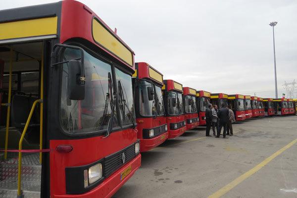 افزایش فعالیت اتوبوسهای خطوط منتهی به بازار تا ساعت ۱۲ شب از 15 اسفند