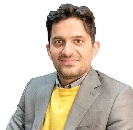 عادل خزایی|مدیر بوستان ولایت و مشاور شهردار منطقه۱۹