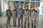 تیم سوارکاری استقامت ایران در مسابقات جام شمشیر قطر دوم شد