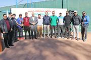پویش جوانان مهذبنیا (ب) صاحب عنوان قهرمانی لیگ آیندهسازان تنیس شد
