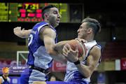 نتایج هفته ۱۶ لیگ برتر بسکتبال مردان ایران
