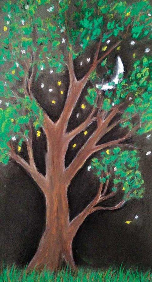 درخت سوم
