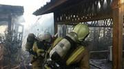 هر دست لباس آتشنشانها ۱۰ میلیون تومان هزینه دارد