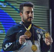 ایران قهرمان وزنهبرداری جام فجر شد، رستمی برترین وزنهبردار