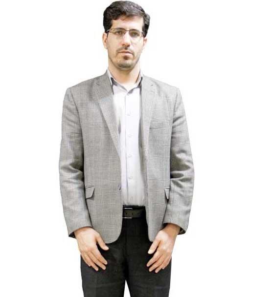 مهدي قناد زاده -شهردار ناحيه يك منطقه 14