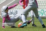حذف تیم فوتبال دختران زیر ۱۶ سال از قهرمانی آسیا