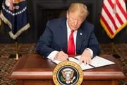 آمریکا ۹ فرد و یک نهاد ایرانی را تحریم کرد  | فرزند رهبر انقلاب، ولایتی و حداد عادل در لیست تحریمهای جدید