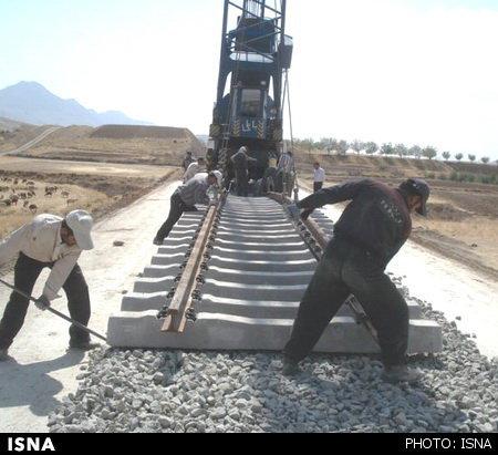 کلنگ زنی تونل قطار سریع السیر برقی مشهد – گلبهار