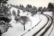 برف ارتباط ۶۰ روستای جوانرود را قطع کرد
