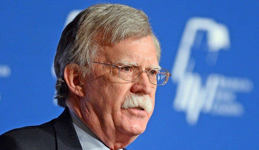 بولتون در تلاش برای شعله ور کردن جنگی تازه در خاورمیانه است