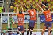 سایپا و شهرداری ورامین فینال لیگ برتر والیبال را برگزار میکنند