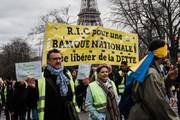 تظاهرات جلیقه زردها به هفدهمین شنبه رسید