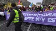 فرانسه | تظاهرات هزاران نفری جلیقهزردها