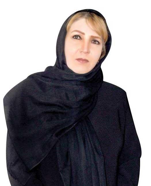 سوسن نجف قلیزاده نویسنده و شاع