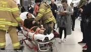 زخمی شدن ۳۰ نفر در یک چاله هوایی در پرواز ترکیه به آمریکا
