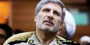 وزیر دفاع انتصاب آیت الله رئیسی را تبریک گفت