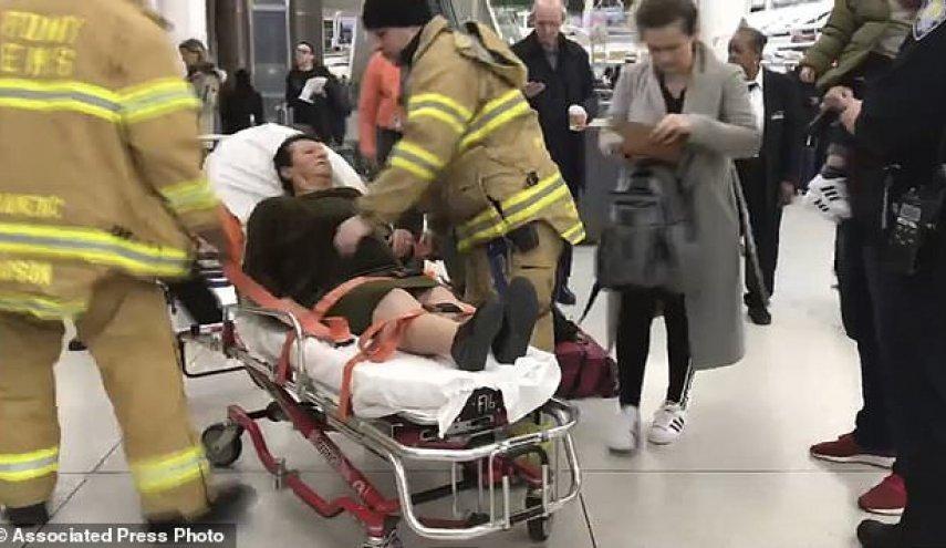 زخمی شدن 30 نفر در یک چاله هوایی در پرواز ترکیه به آمریکا