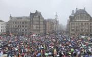 هزاران هلندی در حمایت از محیط زیست تظاهرات کردند