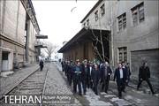 فیلم| کارخانه سیمان ری موزه میشود