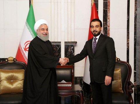 روحانی در عراق