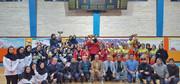 تیم پارت اسکیت بیرجند به عنوان قهرمانی لیگ برتر رول بال بانوان کشور رسید