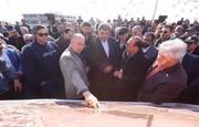 بهرهبرداری از فاز نخست پروژه تقاطع سه راه باقرشهر