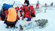 مرگ کولبر نوجوان مریوانی در ارتفاعات تته