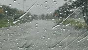 پیشبینی روند بارشها در کشور در روزهای پایانی هفته