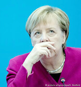 شماری از محافظهکاران آلمان خواستار کنارهگیری مرکل شدند