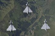فیلم | هواپیمای یوروفایتر تایفون، جنگنده اروپایی