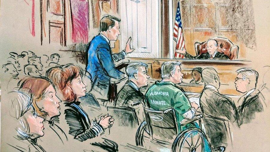 رئیس پیشین کارزار انتخاباتی ترامپ به ۷۳ ماه زندان محکوم شد