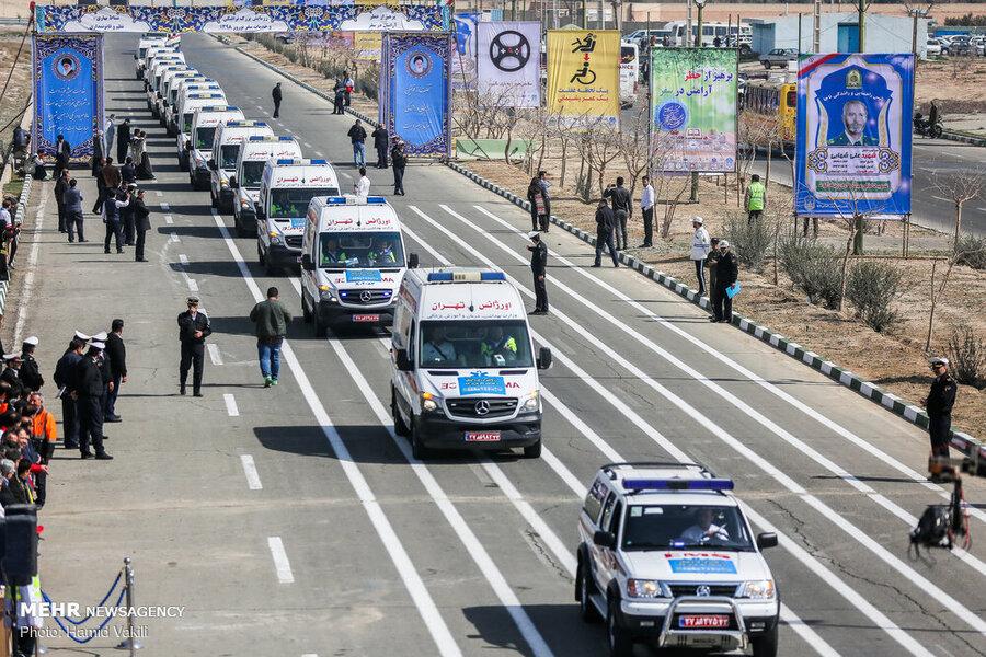آمادگی پلیس مازندران برای خدمات رسانی به مسافران نوروزی