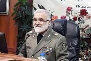 عملکرد ۴۰ ساله ارتش در ایام نوروز نمایش داده میشود