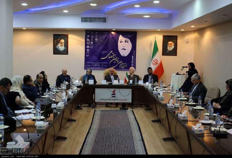 جشنواره بین المللی پروین اعتصامی در تبریز آغاز شد