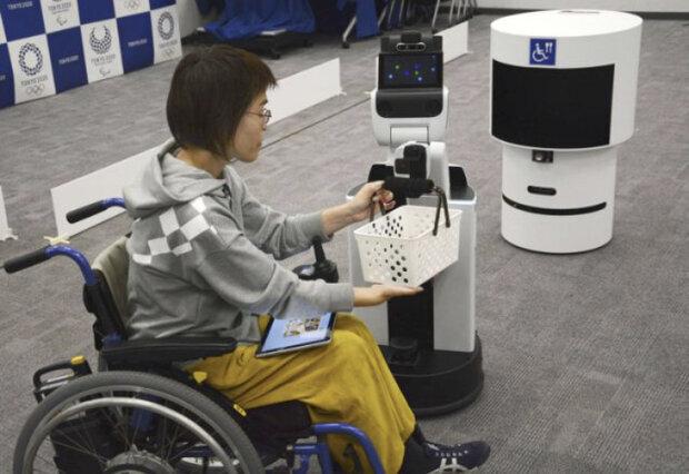 فناوری های رباتیک به کمک تماشاچیان المپیک توکیو می آیند