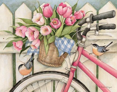 نوزدهمین بهار دوچرخهایها مبارک!
