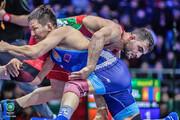 ایران نایب قهرمان جام جهانی کشتی آزاد شد