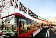 نوروز با اتوبوسهای قرمز دور تهران بگردیم