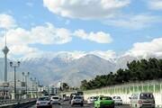 ۲۷ اسفند؛ هوای تهران سالم است
