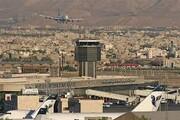 محدودیتهای پروازی در فرودگاه مهرآباد
