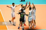 پایان لیگ پرتنش و جذاب   شهرداری ورامین بر بام والیبال ایران